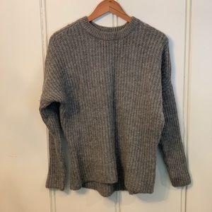Grey Zara sweater